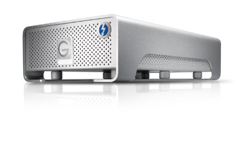 G-Technology G-Drive Pro With Thunderbolt External Drive 4Tb (0G02832)