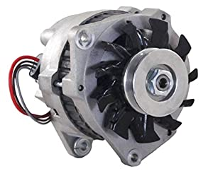 NEW 110A HIGH AMP REPLACEMENT ALTERNATOR TRIUMPH TR6 TR8 TR250 SPITFIRE STAG
