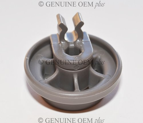 Part # 4581Dd3003B Genuine Factory Oem Original Dishwasher Rack Roller And Axle Assembly For Lg