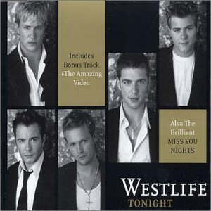 Westlife - Tonight / Miss You Nights [UK-Import] - Zortam Music