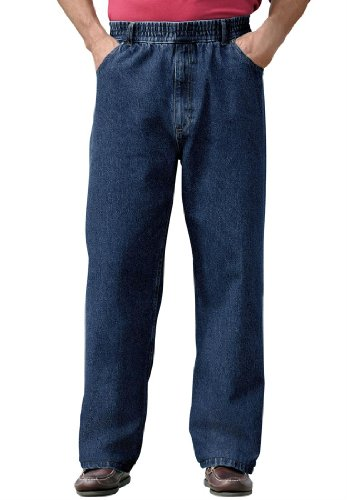 Mens Comfort Waist Jeans