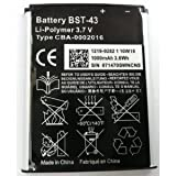 GVAccessories Replacement Sony Ericsson BST-43 Battery ELM J10