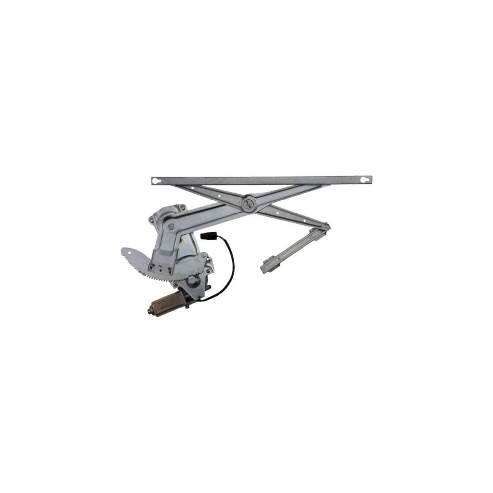 VDO WL41753 Dodge Ram Front Window Motor with Regulator