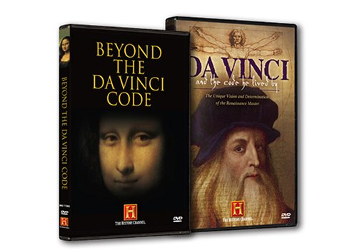 Da Vinci Code Bundle (Beyond The Da Vinci Code / Da Vinci And The Code He Lived By) front-328968