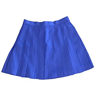 sporting look s classic pleated tennis