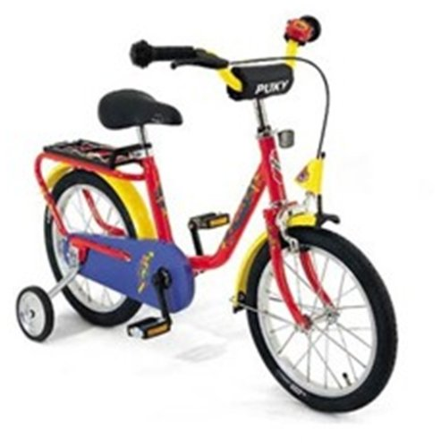 Puky Z6 bicycle 4203 (Red)