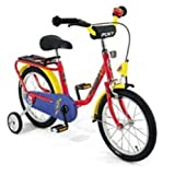 Puky Z6 bicycle 4203 (Red)by JLS