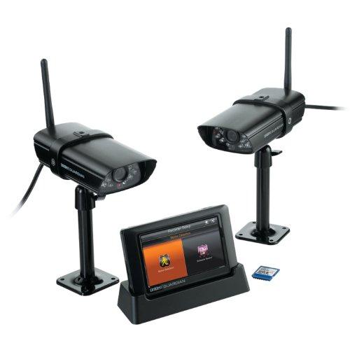 Uniden Guardian Advanced Wireless Surveillance System (G455)