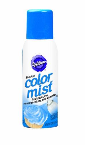 Wilton 710-5501 Food Decorative Color Mist, Blue (Wilton Spray compare prices)