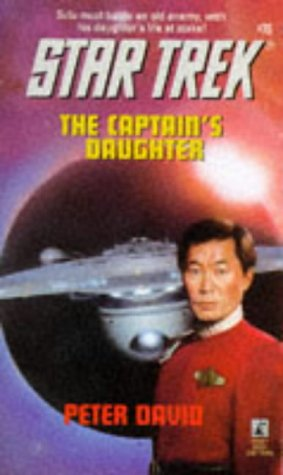 The Captain's Daughter (Star Trek, Book 76)