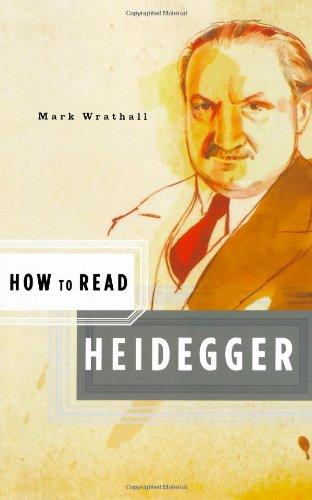 How to Read Heidegger (How to Read)