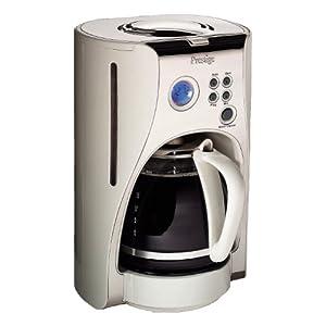 Prestige Coffee Maker Model 50668 C : Prestige Deco Digital Coffee Maker Machine 1.5 Litre Almond Luxury Model NEW !! eBay