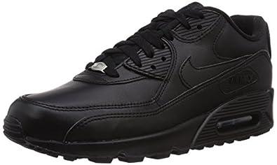 Femmes Nike Air Max 90 Cuir - Nike Hommes Cuir Fonctionnement Shoe Dp B002atxoh0 De