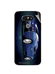 Miicreations Mobile Skin Sticker For LG G5,Car