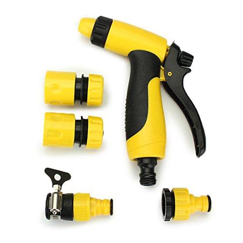 Flying Colourz Multifonction réglable haute pression kit de buse de pulvérisation pour arrosage du jardin de lavage de voiture