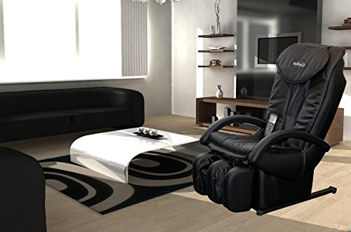 iComfort IC1114 Full Body Recliner Massage Chair with 12 Massage Modes, LCD Remote Control