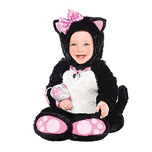 Itty Bitty Kitty Kids Costume - 6 - 12 Months