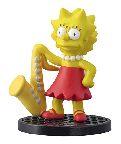 "Simpsons The Lisa 2.75"" PVC Action Figure"