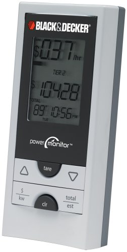 Black & Decker EM100B Energy Saver Series Power Monitor