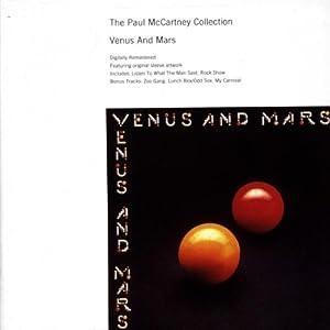 amazoncom paul mccartney wings venus amp mars music