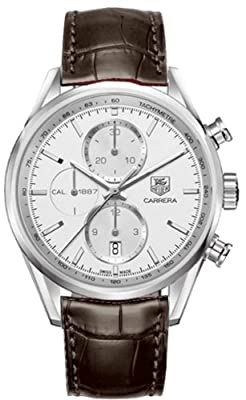 Tag Heuer Carrera Calibre 1887 Watch Car2111.fc6291 by Tag Heuer