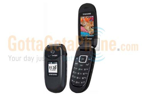 Verizon Samsung Gusto Sch-U360 No Contract Camera Gps Bluetooth Flip Cell Phone