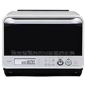 東芝 石窯ドーーム スチームオーブンレンジ 30L ER-MD300-W ホワイト