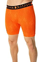 Under Armour Men\'s HeatGear Compression Shorts-Small