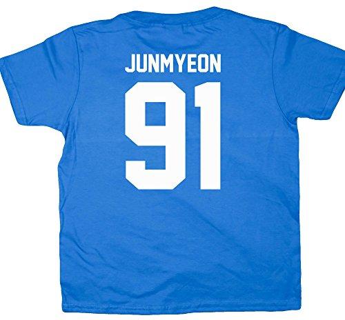 hippowarehouse-junmyeon-91-printed-on-the-back-kids-short-sleeve-t-shirt