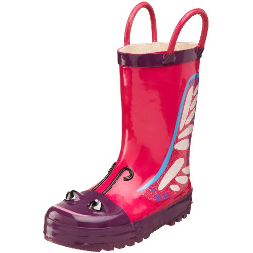 Western Chief Butterfly Rain Boot (Toddler/Little Kid/Big Kid)