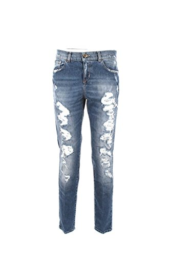 Jeans Donna Twin-set 30 Denim Js622x Primavera Estate 2016