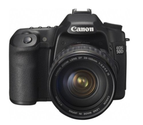 Canon EOS 50D (with 28-135mm IS Lens) is one of the Best Digital Cameras for Action Photos Under $1200