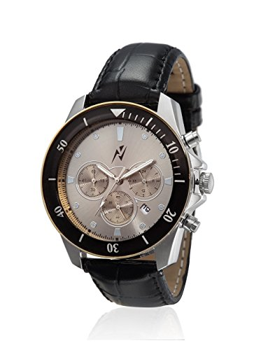 Yepme Men's Chronograph Watch – Grey/Black