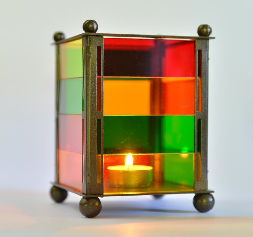 Candle Holder Kits By Color Delight (Color; Antique)