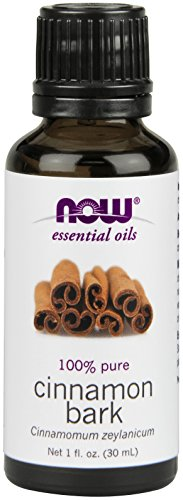 Now Foods Cinnamon Bark Oil, 1 Ounce
