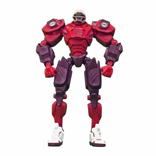 Arizona Cardinals 10-Inch Fox Sports Team Robot (Arizona Central compare prices)