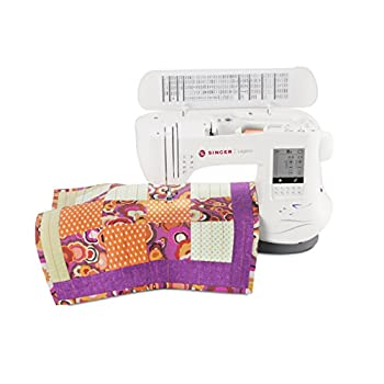 Singer SE300 Legacy Sewing and Embroidery Machine with Online Owners Class