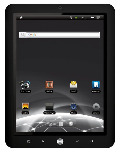 Odys Xtreme 8 inchTouchscreen Internet Tablet (1 GHz Samsung Processor, 512 MB DDRII, Android 2.2, Wifi, HDMI, USB 2.0) - Black