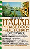 Grosset's Italian phrase book and dictionary (0448006537) by Charles Alexander Hughes