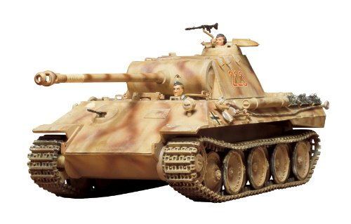 Tamiya Models German Pzkfw V Panther Ausf A Model Kit (Tamiya Tank 1 35 compare prices)