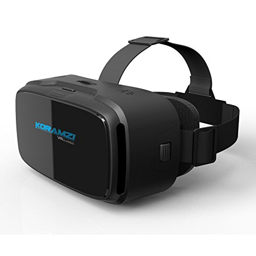 Koramzi-VR-3D-Glasses-Virtual-Reality-Headset-VR-goggles-for-any-4-6-inch-Smartphones-iPhone-6s-6-Plus-Samsung-Galaxy-series-Black