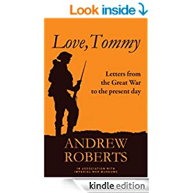 Love, Tommy: Letters Home, from the Great War to the Present Day
