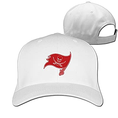 Tampa Bay Buccaneers Logo Solid Color Simple Unisex Plain Baseball Cap Blank Hat Solid Color