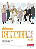 Heinemann Economics for AQA: AS Student Book (0435330802) by Grant, Susan
