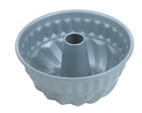 Fox Run 4443 4-Inch Preferred Non-Stick Mini Fluted Pan with Center Tube