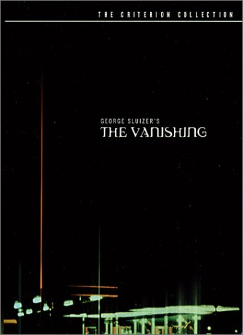 Cover art for  The Vanishing (The Criterion Collection)