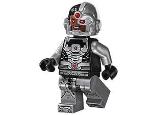 LEGO Super Heroes DC Universe Justice League Minifigure Cyborg