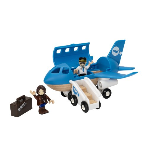 Brio Airplane Train