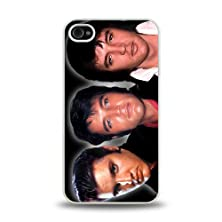 buy Iphone 4 4S Case Protective Skin Cover With Rock Singer Star Elvis Presley Cool Design #7