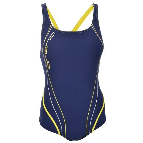 Arena Magarita Womens Waterfeel Navy Swimming Costume